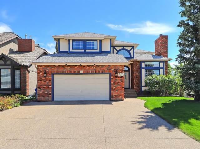 7075 Christie Briar Manor SW, Calgary, AB T3H 2H5 (#A1116463) :: Calgary Homefinders