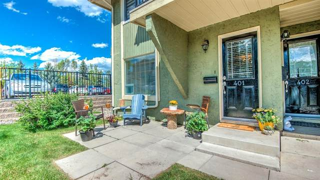 2200 Woodview Drive SW #401, Calgary, AB T2W 2B8 (#A1116485) :: Western Elite Real Estate Group