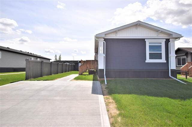 11850 84 Avenue #103, Grande Prairie, AB T8W 0M4 (#A1116489) :: Calgary Homefinders