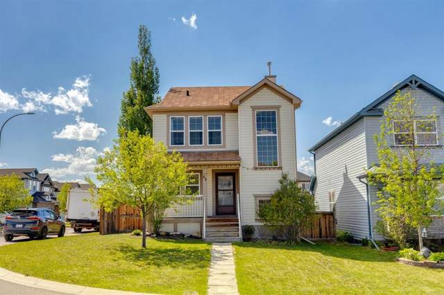 53 Cimarron Grove Way, Okotoks, AB T1S 2P1 (#A1116516) :: Calgary Homefinders