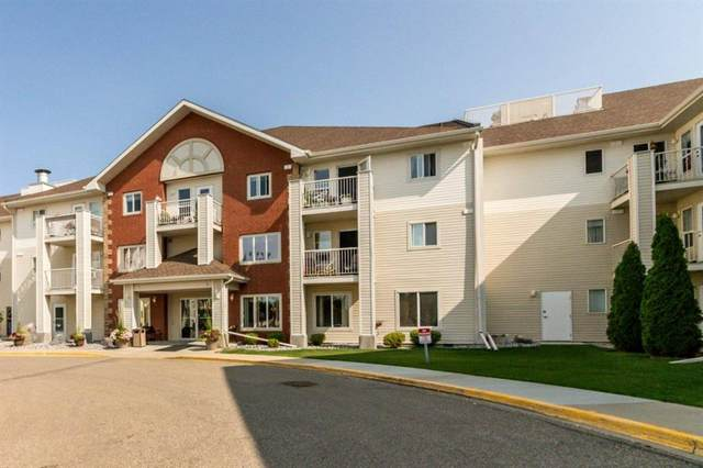 56 Carroll Crescent #114, Red Deer, AB T4P 3Y3 (#A1116520) :: Calgary Homefinders
