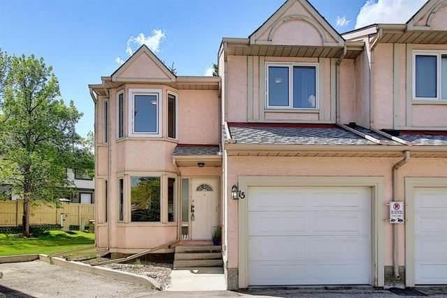 468 Woodbine Boulevard SW #15, Calgary, AB T2W 5H7 (#A1116527) :: Calgary Homefinders