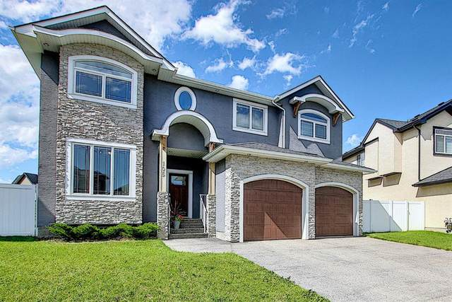 105 Kinniburgh Bay, Chestermere, AB T1X 0M2 (#A1116532) :: Calgary Homefinders