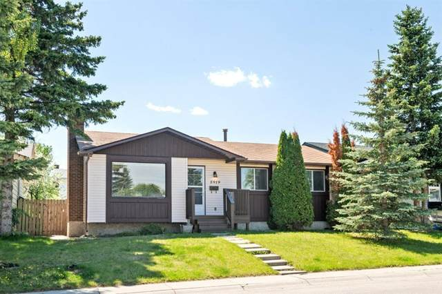 5919 Templehill Road NE, Calgary, AB T1Y 4C1 (#A1116538) :: Calgary Homefinders