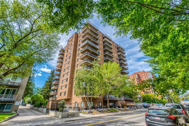 225 25 Avenue SW #101, Calgary, AB T2S 2V2 (#A1116540) :: Calgary Homefinders