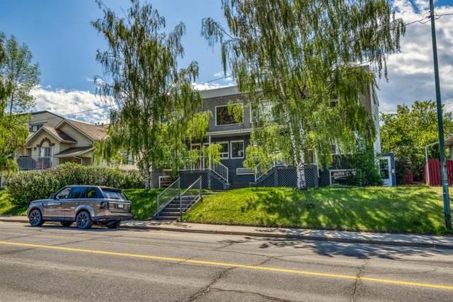 2121 26 Avenue SW #6, Calgary, AB T2T 1E7 (#A1116544) :: Calgary Homefinders