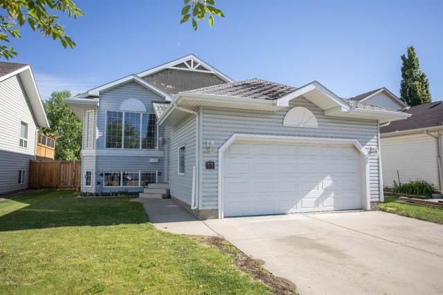 77 Briarwood Crescent, Blackfalds, AB T0M 0J0 (#A1116551) :: Calgary Homefinders