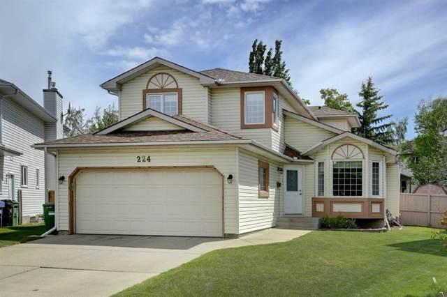 224 Riverside Bay SE, Calgary, AB T3L 2E2 (#A1116589) :: Calgary Homefinders
