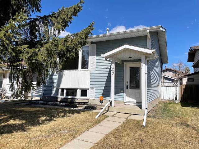 109 Erickson Drive, Red Deer, AB T4R 1X9 (#A1116591) :: Calgary Homefinders
