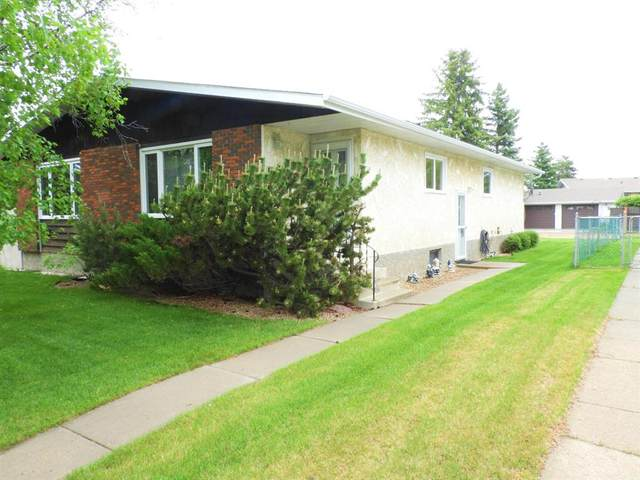 4309A 65 Street, Camrose, AB T4V 2J6 (#A1116597) :: Calgary Homefinders