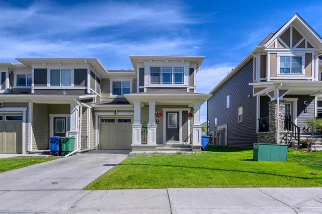 25 Hillcrest Square SW, Airdrie, AB T4B 4H9 (#A1116598) :: Calgary Homefinders