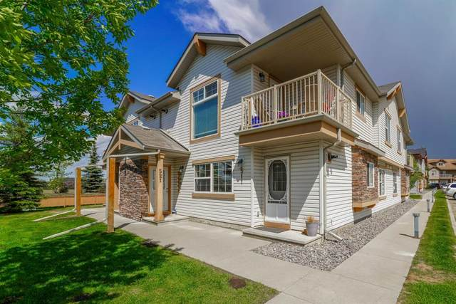 31 Jamieson Avenue #511, Red Deer, AB T4P 0H9 (#A1116604) :: Western Elite Real Estate Group