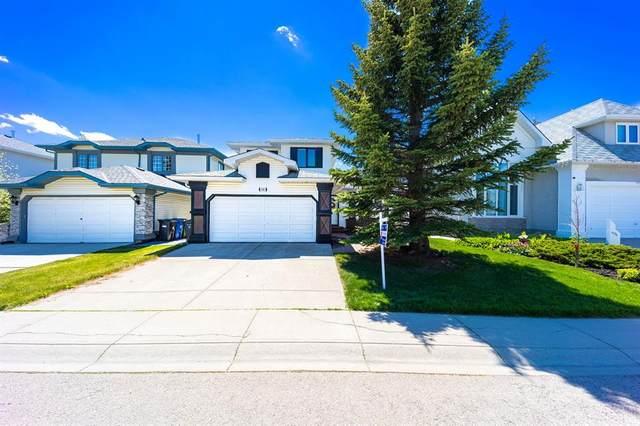 402 Citadel Hills Circle NW, Calgary, AB T3G 3V7 (#A1116605) :: Calgary Homefinders