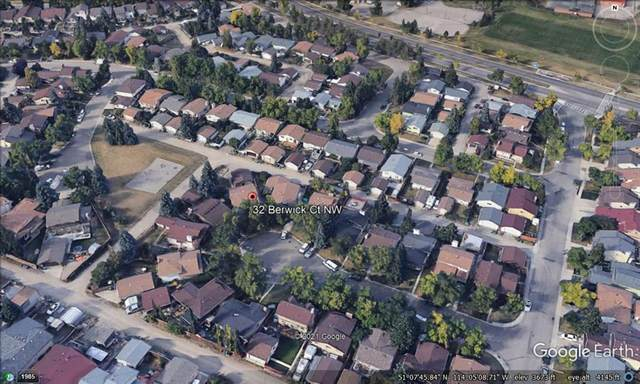 32 Berwick Court NW, Calgary, AB T3K 1C7 (#A1116609) :: Calgary Homefinders