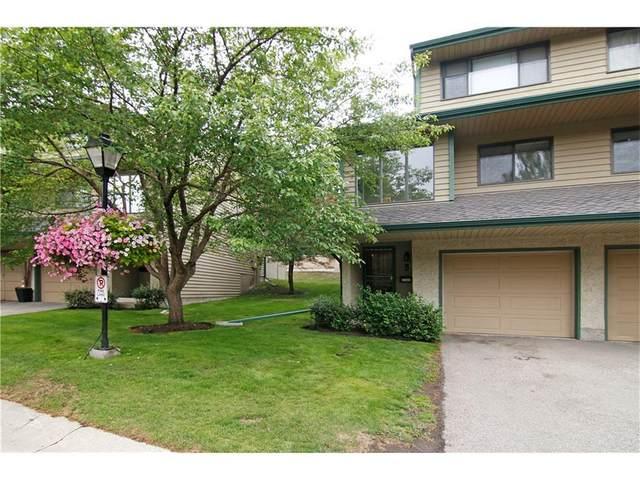 140 Point Drive NW #5, Calgary, AB T3B 4W3 (#A1116614) :: Calgary Homefinders