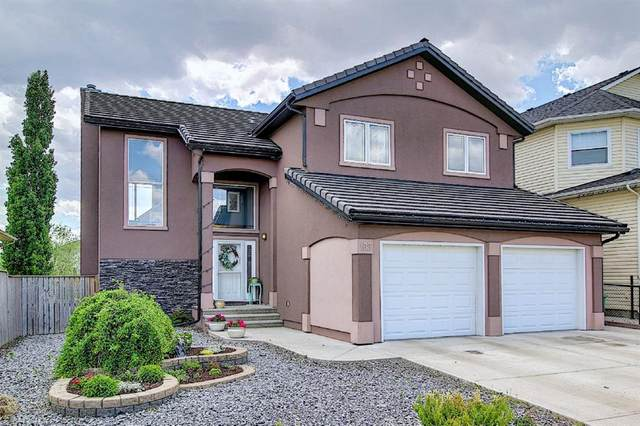 165 Hillcrest Boulevard, Strathmore, AB T1P 0A3 (#A1116640) :: Calgary Homefinders