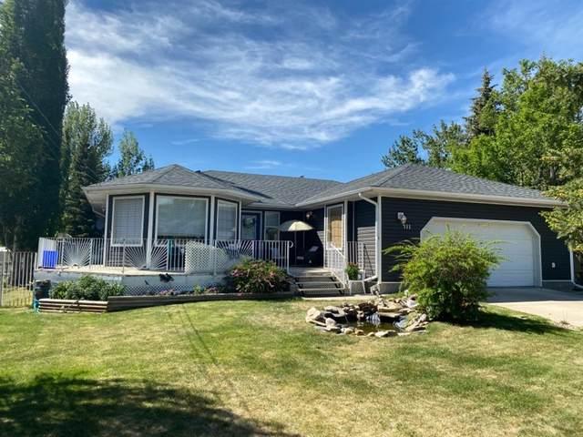 111 1 Street, Drumheller, AB T0J 0Y0 (#A1116646) :: Calgary Homefinders