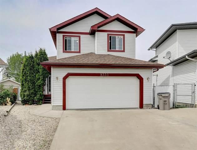 9333 113A Avenue, Grande Prairie, AB T8V 7G1 (#A1116649) :: Calgary Homefinders