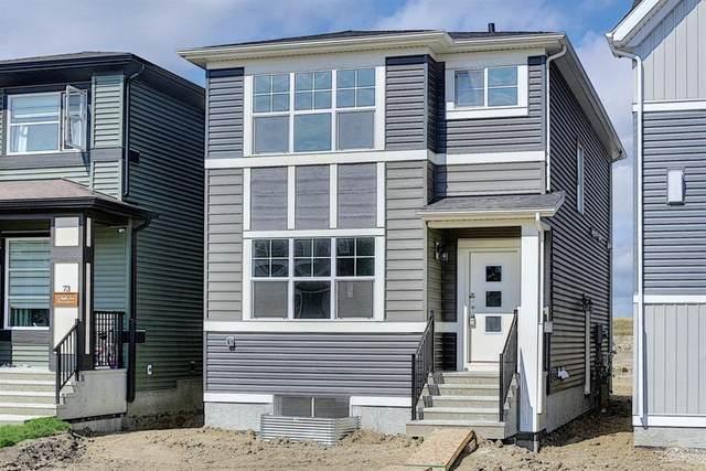 77 Corner  Ridge Mews NE, Calgary, AB T3N 1X4 (#A1116655) :: Calgary Homefinders