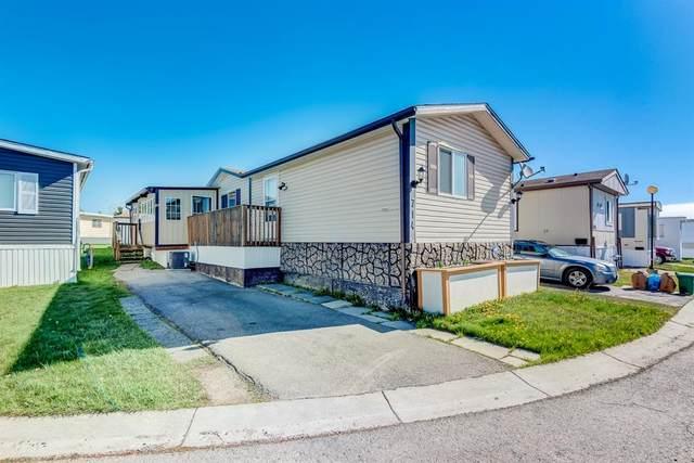 1101 84 Street NE #714, Calgary, AB T2A 7X2 (#A1116658) :: Calgary Homefinders