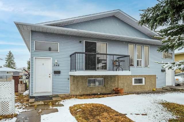 196 Fonda Drive SE, Calgary, AB T2A 6E6 (#A1116662) :: Western Elite Real Estate Group
