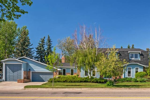 1920 Palliser Drive SW, Calgary, AB T2V 0L8 (#A1116663) :: Calgary Homefinders