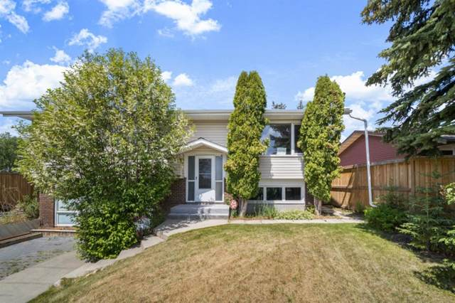 168 Cantrell Drive SW, Calgary, AB T2W 2M6 (#A1116666) :: Calgary Homefinders