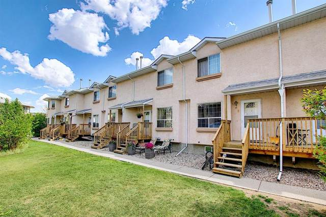204 Strathaven Drive #3, Strathmore, AB T1P 1P6 (#A1116670) :: Calgary Homefinders