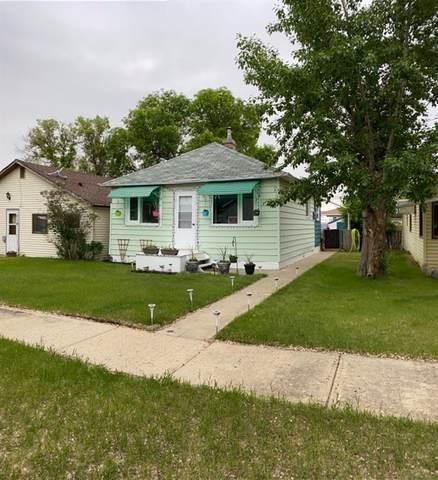 720 2 Street, Drumheller, AB T0J 0Y6 (#A1116676) :: Calgary Homefinders