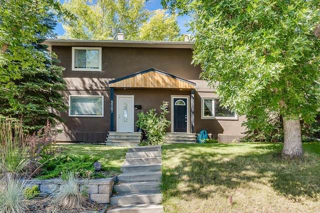 4505 Stanley Road SW, Calgary, AB T2S 2P8 (#A1116684) :: Calgary Homefinders