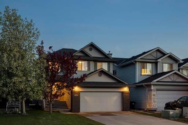 343 Cougar Ridge Drive SW, Calgary, AB T3H 4Z7 (#A1116697) :: Calgary Homefinders