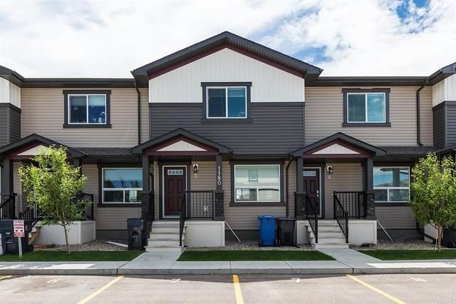 1180 Keystone W #5, Lethbridge, AB T1J 5H6 (#A1116698) :: Calgary Homefinders