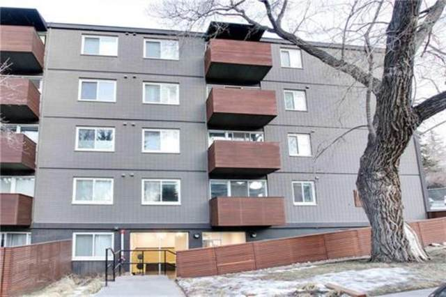 1904 10 Street NW #307, Calgary, AB T2T 3G1 (#A1116699) :: Greater Calgary Real Estate