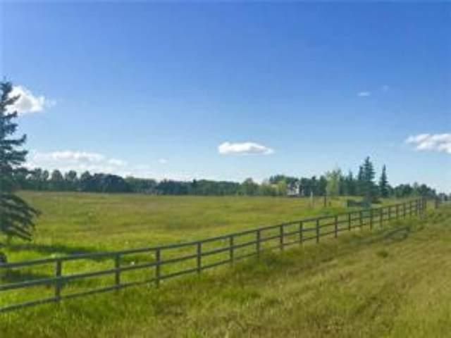 286047 50 Street E, Rural Foothills County, AB T1S 0T1 (#A1116718) :: Calgary Homefinders