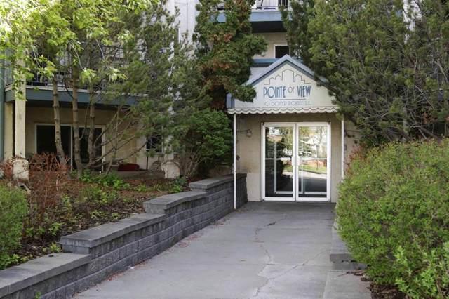 10 Dover Point SE #305, Calgary, AB T2B 3K2 (#A1116749) :: Calgary Homefinders