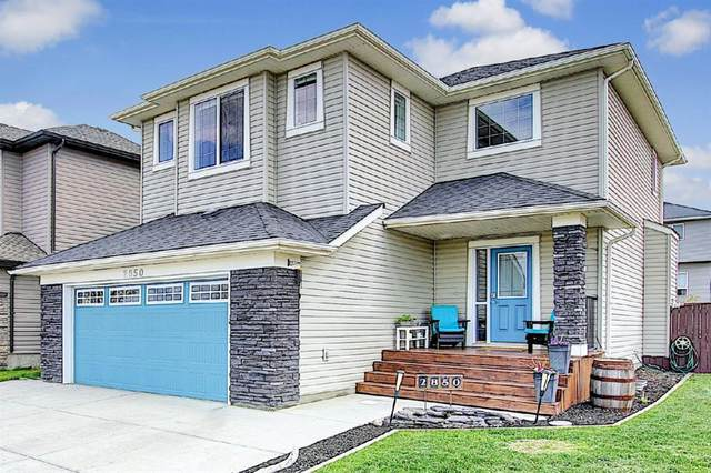 2850 Chinook Winds Drive SW, Airdrie, AB T4B 0N4 (#A1116771) :: Greater Calgary Real Estate
