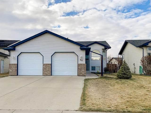 96 Herder Drive, Sylvan Lake, AB T4S 2K3 (#A1116784) :: Calgary Homefinders