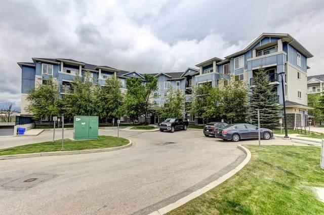 108 Country Village Circle NE #212, Calgary, AB T3K 0E3 (#A1116789) :: Calgary Homefinders