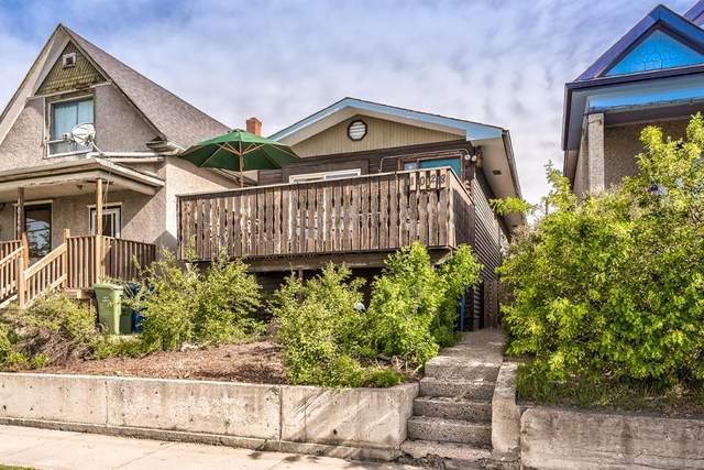 1028 21 Avenue SE, Calgary, AB T2G 1N2 (#A1116791) :: Western Elite Real Estate Group