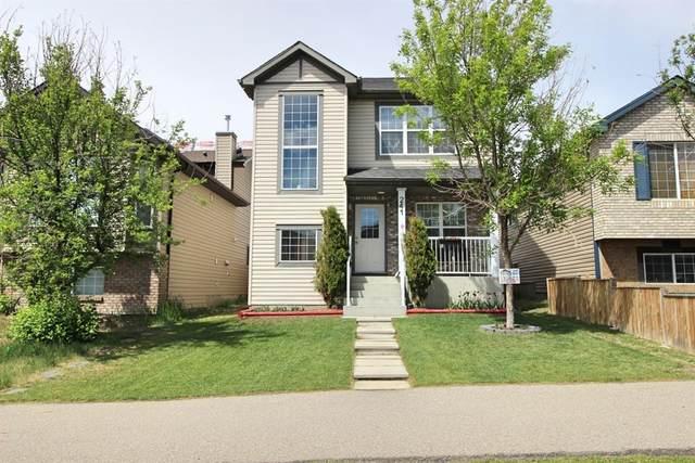 241 Saddlemont Boulevard NE, Calgary, AB  (#A1116820) :: Calgary Homefinders