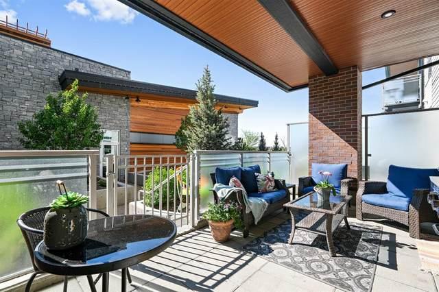 11 Mahogany Circle SE #103, Calgary, AB T3M 1N8 (#A1116825) :: Calgary Homefinders
