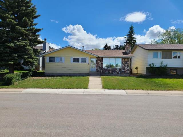 21 Thomas Drive, Strathmore, AB T1P 1C3 (#A1116850) :: Calgary Homefinders