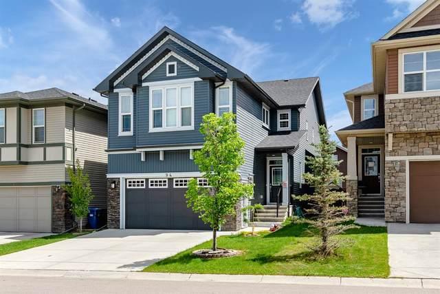 94 Evansfield Rise NW, Calgary, AB T3P 0M1 (#A1116862) :: Calgary Homefinders