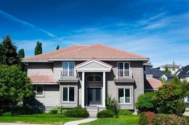 103 Signature Terrace SW, Calgary, AB T3H 2Y1 (#A1116873) :: Calgary Homefinders