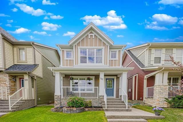 127 89 Street SW, Calgary, AB T3H 0M4 (#A1116893) :: Calgary Homefinders