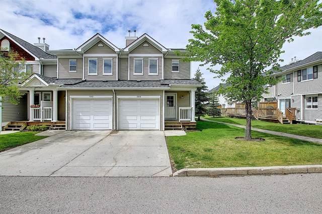 188 Country Village Manor NE, Calgary, AB T3K 0L7 (#A1116900) :: Calgary Homefinders