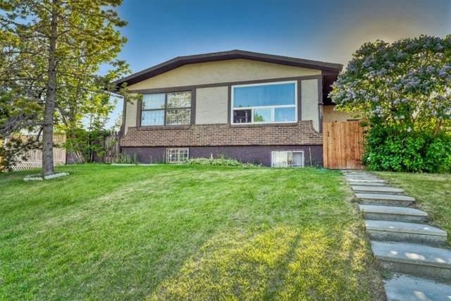 3857 Fonda Way SE, Calgary, AB T2E 5W2 (#A1116903) :: Western Elite Real Estate Group