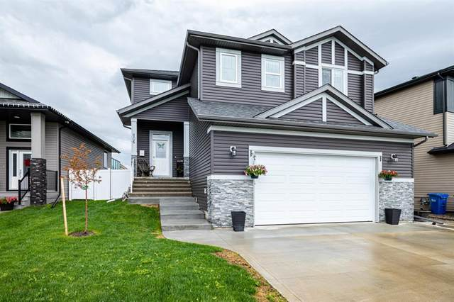 106 Caribou Crescent, Red Deer, AB T4P 0T6 (#A1116909) :: Calgary Homefinders