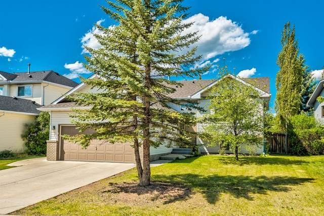 158 Quigley Drive, Cochrane, AB T4C 1R3 (#A1116932) :: Greater Calgary Real Estate