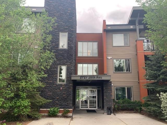 2727 28 Avenue SE #219, Calgary, AB T2B 0L4 (#A1116933) :: Calgary Homefinders